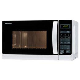 Sharp R642WW купить за 2299. Микроволновые печи Sharp Технодар