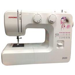 Janome 2020 купить за 2616. Швейные машины Janome Технодар